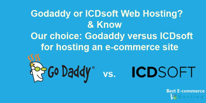 godaddy vs. icdsoft